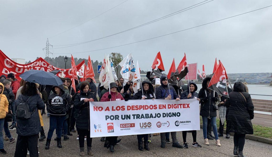 Cantabristas apoya la lucha de Digitex