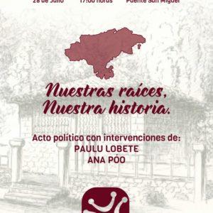 Acto Día Nacional de Cantabria