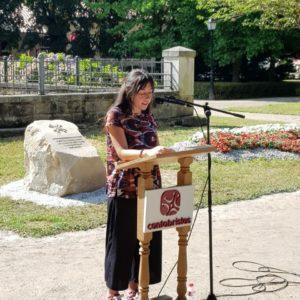 Ana Póo Acto Día de Cantabria 2019