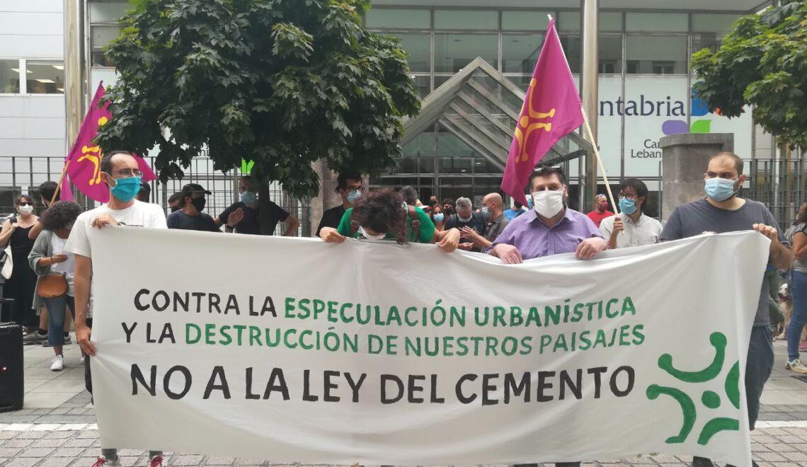Movilización Ley del Cemento