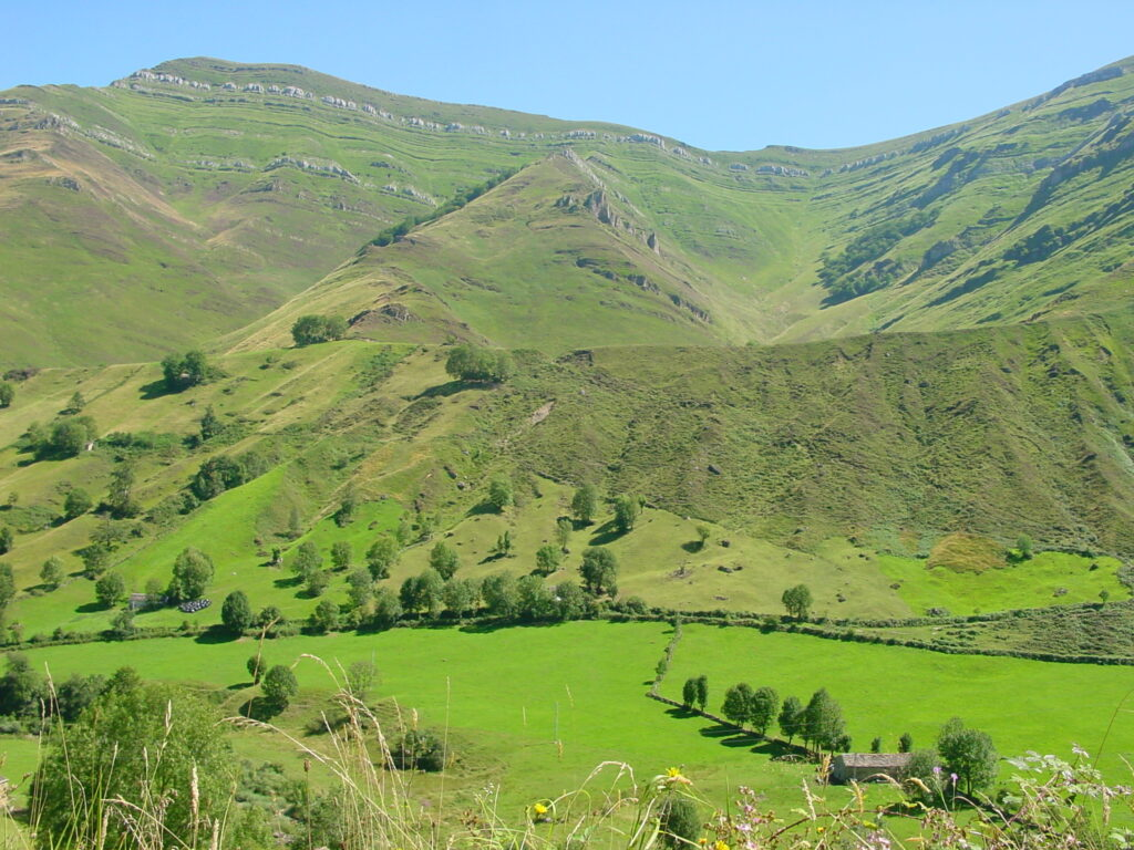 Paisaje San Roque Riomiera